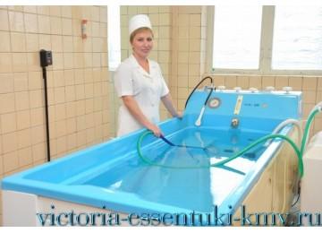 Санаторно-курортное лечение по путевке - Лечение в санатории «Виктория» г. Ессентуки