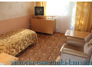 Санаторий «Виктория» Ессентуки 1-местный, корпус №1, №2